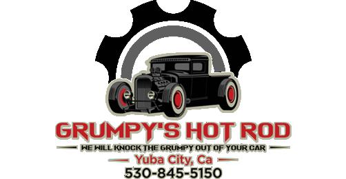 Grumpy's Hotrods Logo